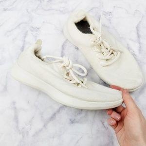 Allbirds|White Wool Runners Sneakers